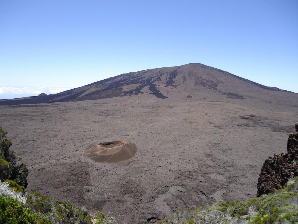 Volcan fournaise